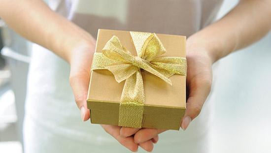 Får jag ge mig själv en present?